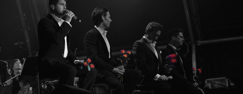 Il Divo, Tenors, Entertainers, Performers